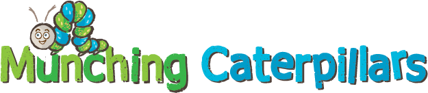 Munching Caterpillars Logo